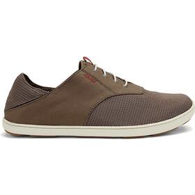 OluKai Nohea Moku Shoes Herr rock/mustang